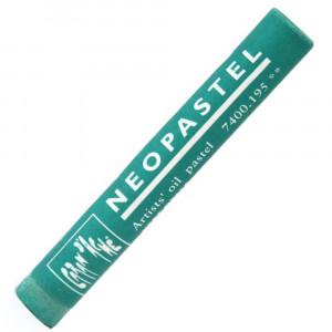 Pastel Oleoso Neopastel Caran d'Ache 195 Opaline Green