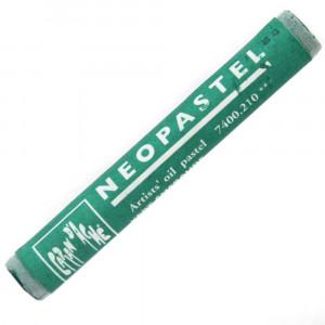 Pastel Oleoso Neopastel Caran d'Ache 210 Smaradgrun