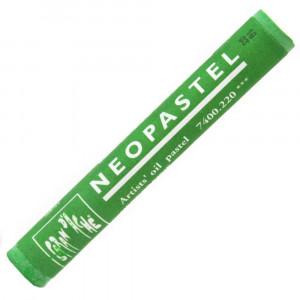 Pastel Oleoso Neopastel Caran d'Ache 220 Grass Green