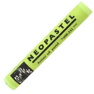Pastel Oleoso Neopastel Caran d'Ache 231 Lime Green