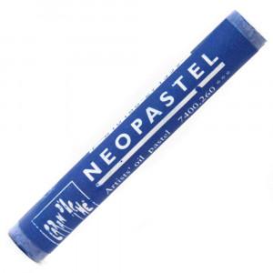 Pastel Oleoso Neopastel Caran d'Ache 260 Blau