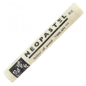 Pastel Oleoso Neopastel Caran d'Ache 491 Cream
