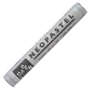 Pastel Oleoso Neopastel Caran d'Ache 498 Silver