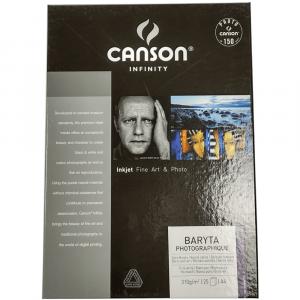 Papel Impressão Baryta Photographique 310g/m² A4 25 Folhas