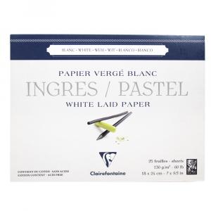 Papel Para Pastel Ingres 18x24cm Clairefontaine