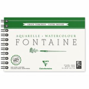 papel para aquarela torchon clairefontaine fontaine