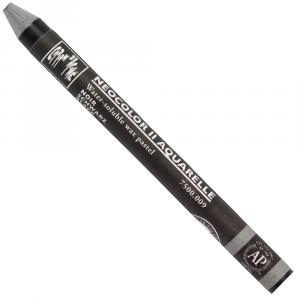 Giz Aquarelável Neocolor II Caran D'Ache 009 Black