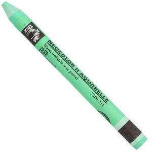 Giz Aquarelável Neocolor II Caran D'Ache 211 Jade Green