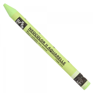 Giz Aquarelável Neocolor II Caran D'Ache 231 Lime Green