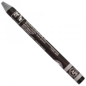 Giz Aquarelável Neocolor II Caran D'Ache 409 Charcoal Grey