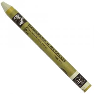 Giz Aquarelável Neocolor II Caran D'Ache 499 Gold