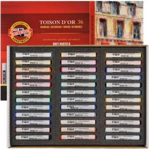 Pastel Seco Koh-I-Noor  36 Cores 8515
