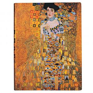 Paperblanks Klimt's Portrait of Adele Capa Dura Ultra Pautado