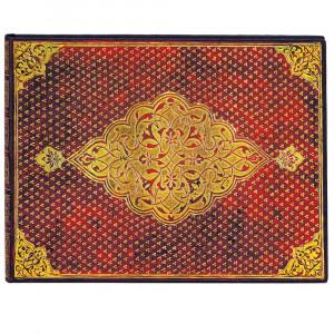 Paperblanks Golden Trefoil Capa Dura Midi