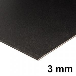 Placa Foam Board Preta