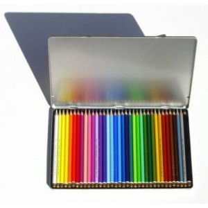Lápis de Cor Polycolor 48 cores