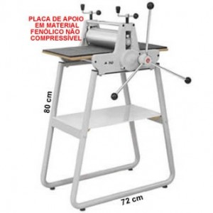 Prensa para Gravura em Metal / Xilogravura TRIDENT M-350