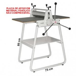 Prensa para Gravura em Metal / Xilogravura TRIDENT M-500