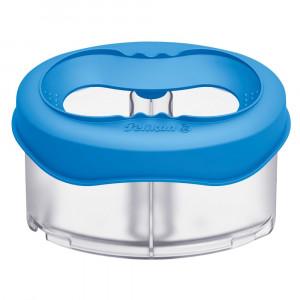 Recipiente de Água Para Aquarela Pelikan Azul