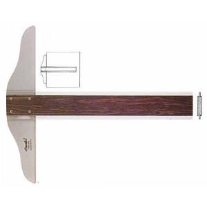 Régua T  50cm Fenólica Trident 5505