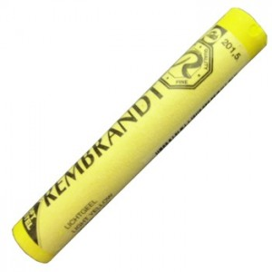 Pastel Seco Rembrandt 201.5 Light Yellow