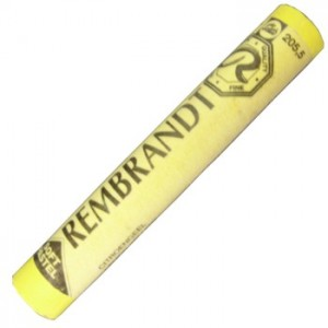 Pastel Seco Rembrandt 205.5 Lemon Yellow
