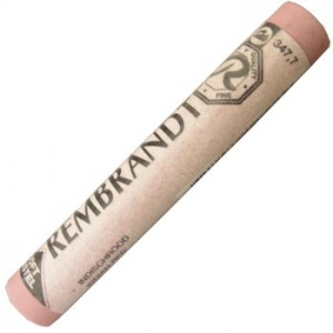 Pastel Seco Rembrandt 347.7 Indian Red