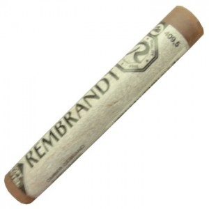 Pastel Seco Rembrandt 409.5 Burnt Umber