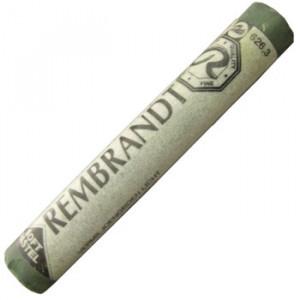 Pastel Seco Rembrandt 626.3 Cinnabar Green Light