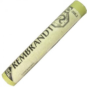 Pastel Seco Rembrandt 205.3 Lemon Yellow