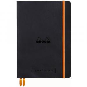 Caderno Goalbook Rhodia Black