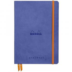 Caderno Goalbook Rhodia Sapphire