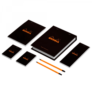 The Essential Box Rhodia Black