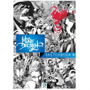Sketchbook Mike Deodato Jr. Vol.2