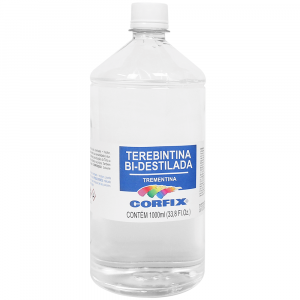 Terebintina Bi-Destilada Corfix 1000ml