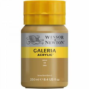 Tinta Acrílica Galeria Winsor & Newton 250ML 283 Gold