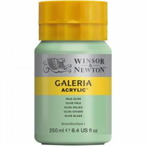 Tinta Acrílica Galeria Winsor & Newton 250ML 435 Pale Olive