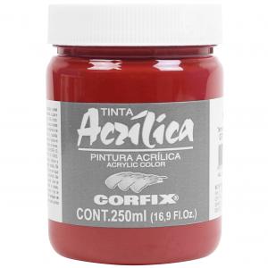 Tinta Acrílica Corfix 250ml  63 Terra Siena Queimada G1