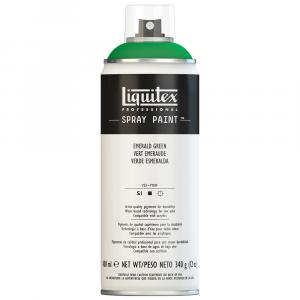 Tinta Acrílica Spray Liquitex 400ml 0450 Emerald Green