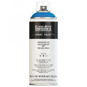Tinta Acrílica Spray Liquitex 400ml 0470 Cerulean Blue Hue