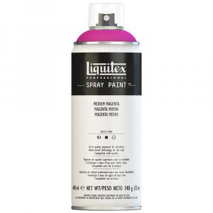 Tinta Acrílica Spray Liquitex 400ml 0500 Medium Magenta