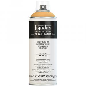 Tinta Acrílica Spray Liquitex 400ml 0601 Naples Yellow Hue