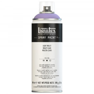 Tinta Acrílica Spray Liquitex 400ml 0790 Light Violet