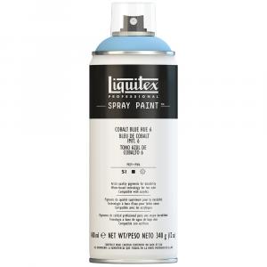 Tinta Acrílica Spray Liquitex 400ml 6381 Cobalt Blue Hue 6
