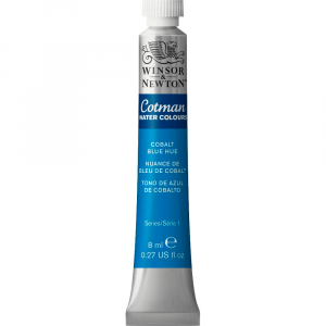 Aquarela Cotman W&N Tubo 8ml 179 Cobalt Blue Hue