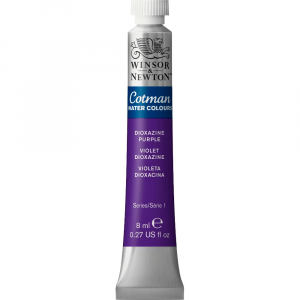 Aquarela Cotman W&N Tubo 8ml 231 Dioxazine Purple