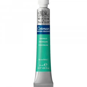 Aquarela Cotman W&N Tubo 8ml 235 Emerald