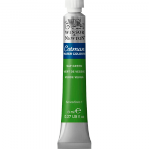 Aquarela Cotman W&N Tubo 8ml 599 Sap Green