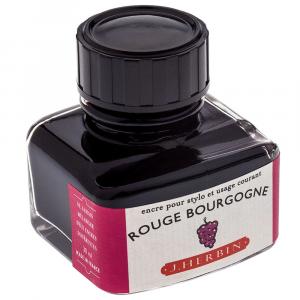Tinta para Caneta Tinteiro Herbin La Perle des Encres 30ml Rouge Bourgogne