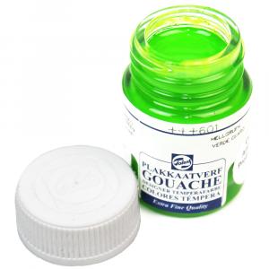 Tinta Guache Para Caligrafia Talens 16ml 601 Light Green